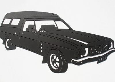 '74 Panel Van