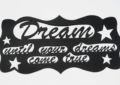 Dream Your Dreams