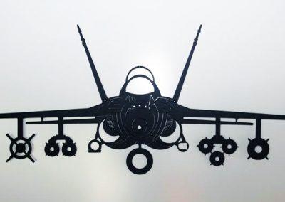 FA 18B Hornet