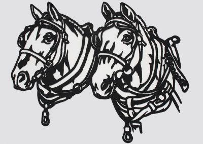 Draughthorses
