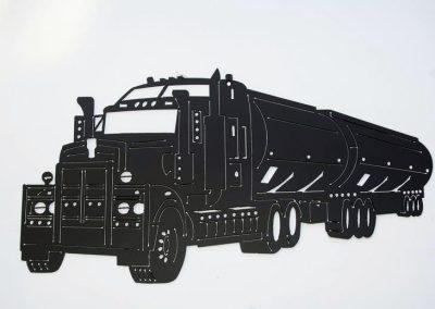 Kenworth Tanker