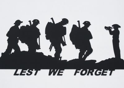 Lest We Forget Version 1