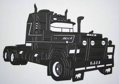 Mack Super-Liner Truck