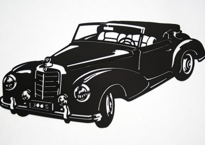 Mercedes Roadster Cabriolet 1955