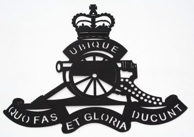Royal Regiment of Australian Artillery