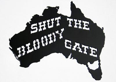 Shut the Bloody Gate