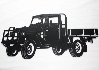 Toyota Landcrusier FJ45