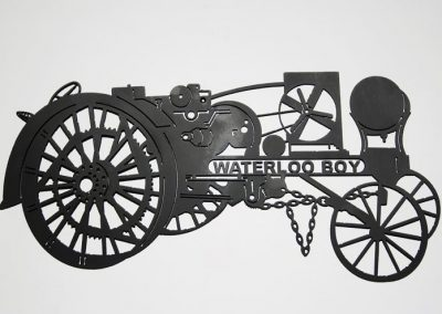 Tractor 1918 Waterloo Boy